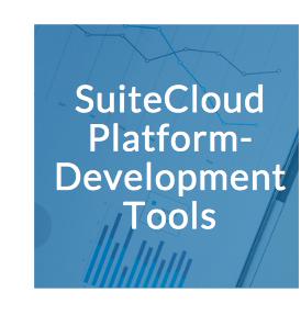 NetSuite SuiteCloud Development Tools.png
